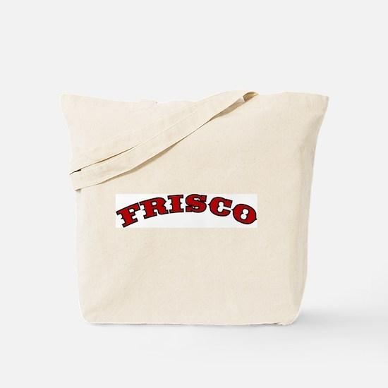 FRISCO ARCH Tote Bag