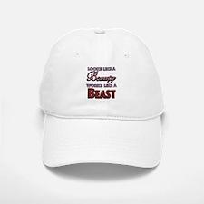 Looks Like A Beauty Works Like A Beast Baseball Baseball Cap