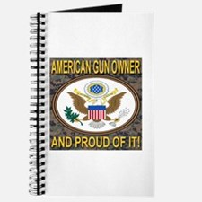American Gun Owner And Proud Of It! Journal
