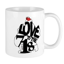 Love to the 718 (Brooklyn) Mugs