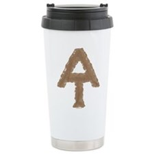 Appalachian Trail Arrowhead Logo Travel Mug