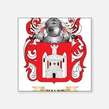 Valko Family Crest (Coat of Arms) Sticker