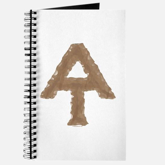 Appalachian Trail Arrowhead Logo Journal