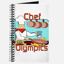 Chef Olympics Journal