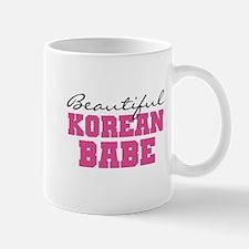 Korean Babe Mug