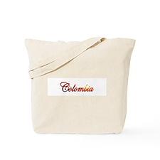 Cute Colombian Tote Bag