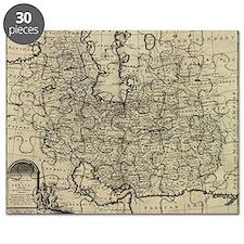 Persia Ancient Map 1747 Puzzle