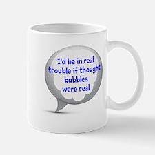 Thought Bubbles Mugs