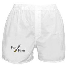 Butt Pirate Boxer Shorts