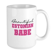 Estonian Babe Mug