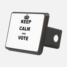 KEEP CALM AND VOTE Hitch Cover