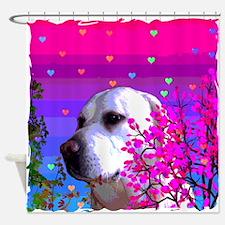Labrador Art Shower Curtain