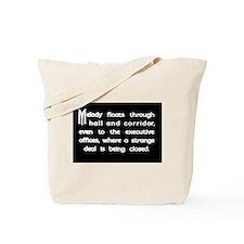 """""""Strange Deal"""" Title Tote Bag"""
