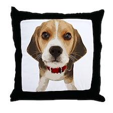 Beagle004 Throw Pillow