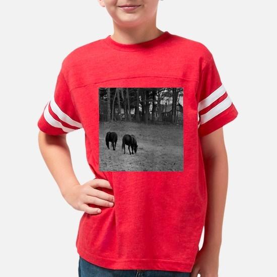 UCONN ponies Youth Football Shirt