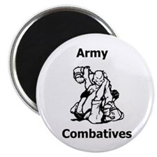 Army Combatives Gear Magnet
