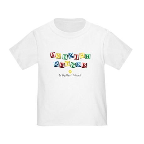 Irish Setter Toddler T-Shirt
