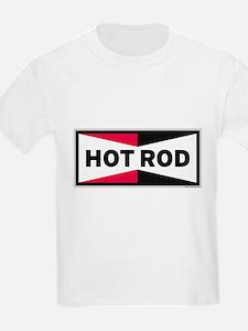 HOT ROD LOGO Kids T-Shirt