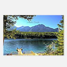 Alberta Canada Beautiful  Postcards (Package of 8)