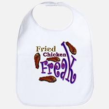 Fried Chicken Freak Bib