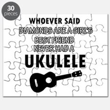 Ukulele Design better than Diamonds Puzzle