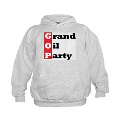 Grand Oil Party Hoodie