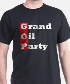 Grand Oil Party T-Shirt