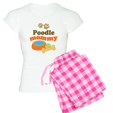 Poodle Mom Women's Light Pajamas