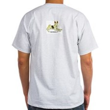 Squirrel Alert Fox Terrier T-Shirt