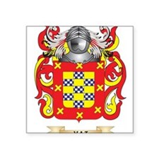 Vaz Family Crest (Coat of Arms) Sticker