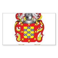 Vaz Family Crest (Coat of Arms) Decal
