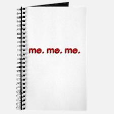 Me Me Me Journal