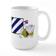 Rocky Bulldog Front/Back - Mug