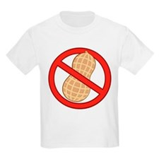 STOP. NO PEANUTS.ALLERGIES T-Shirt