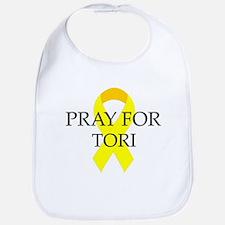 Pray for Tori Bib