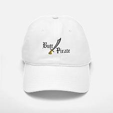 Butt Pirate Baseball Baseball Cap
