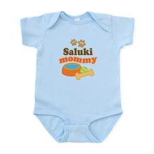 Saluki Mom Infant Bodysuit