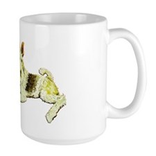 Squirrel Alert Fox Terrier Mug