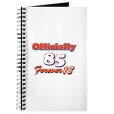 Officially 85 designs Journal