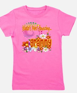 Amazing granny copy.png Girl's Tee