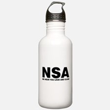NSA Water Bottle