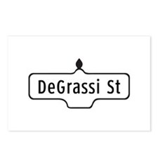 DeGrassi St., Toronto - Canada Postcards (Package