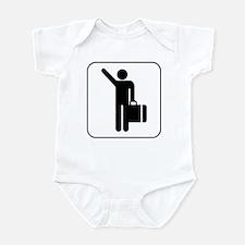 Hail Taxi Infant Bodysuit