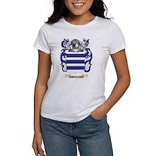 Venegas Family Crest (Coat of Arms) T-Shirt