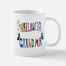Halloween Grandma Mugs