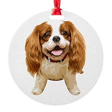 CavalierKingCharlesSpaniel002 Ornament