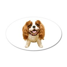 CavalierKingCharlesSpaniel002 Wall Decal