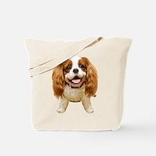CavalierKingCharlesSpaniel002 Tote Bag