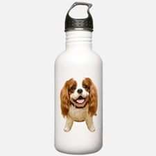 CavalierKingCharlesSpaniel002 Water Bottle