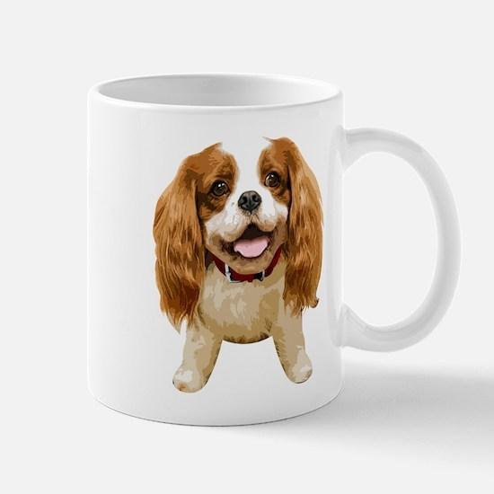 CavalierKingCharlesSpaniel002 Mugs
